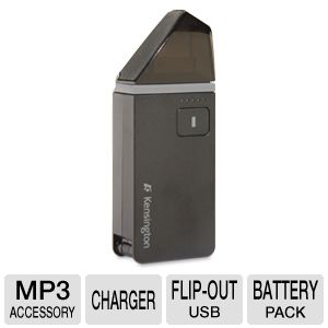 Kensington K39264US Travel Battery Pack &amp; Charger