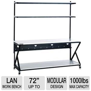 "Kendall Howard 72"" Work Bench"