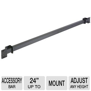 Kendall Howard Tech Bench Accessory Bar