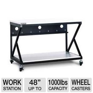 "Kendall Howard 48"" Performance Work Bench"
