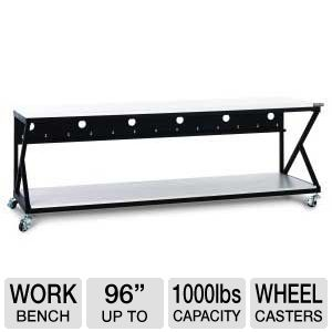 "Kendall Howard 96"" Performance Work Bench"