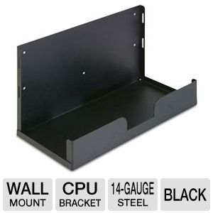"Kendall Howard CPU Wall Mount - 7.75""W  x 18�D"