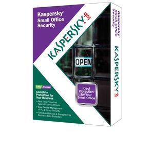 Kaspersky Small Office Security WS&Serv 10U REFURB