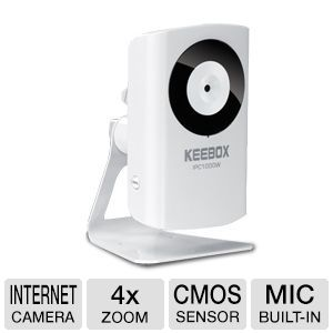 KEEBOX Wireless KView Surveillance Internet Camera