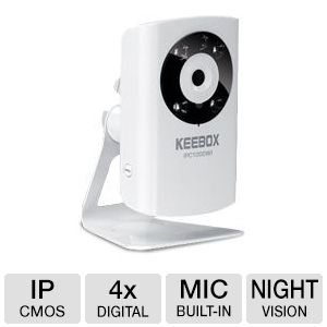 KEEBOX Night Vision KView Surveillance Internet Ca