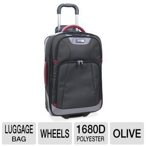 "Kenneth Cole Take A Hike 21"" Wheeled Luggage"