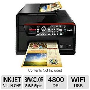 Kodak OFFICE HERO 6.1 WiFi All-in-One w/ Duplex