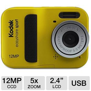 Kodak Easyshare Sport Waterproof Camera 