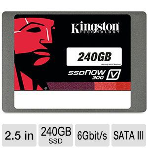 Kingston V300 240GB SSD