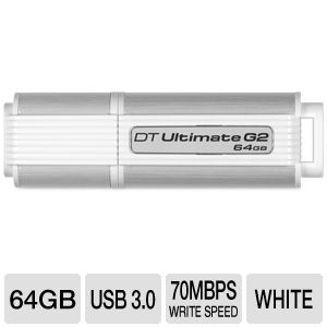 Kingston DataTraveler Ultimate G2 64GB USB Flash D