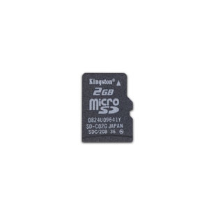 Kingston 2GB microSD Card