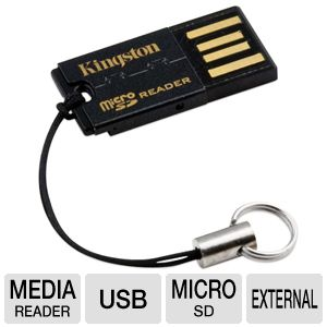 Kingston FCR-MRG2 USB microSD Reader  