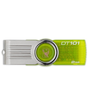 Kingston 101 2GB DataTraveler G2 Flash Drive
