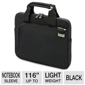 Dicota Smart Skin Notebook Sleeve with Handles