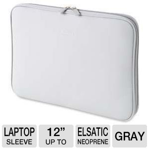 Dicota 13&quot; Soft Skin Sleeve for Macbook in Gray