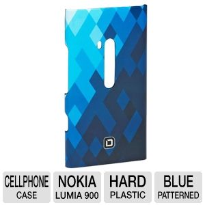 Dicota Nokia Lumia 900 Blue Hard Cover