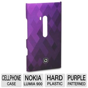 Dicota Nokia Lumia 900 Purple Hard Cover