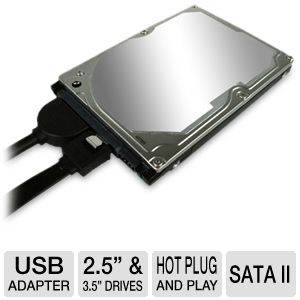 Kingwin USI-2535  SATA/IDE to USB Adapter