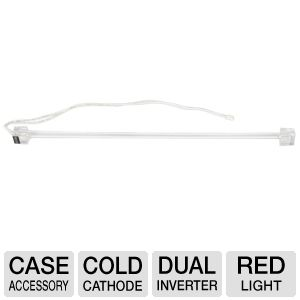 "Kingwin 12"" Cold Cathode with Red Light"