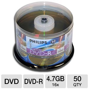 Philips DM4L6B50F/17 DVD-R