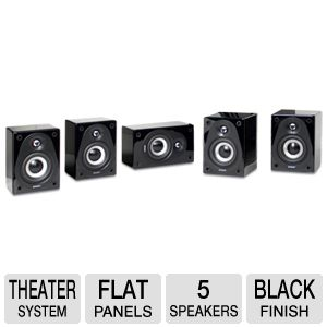 Klipsch Energy RC Micro 5.0 Home Theater System