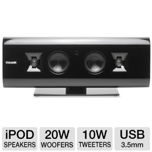 Klipsch G17 Air AirPlay Speakers for iPod