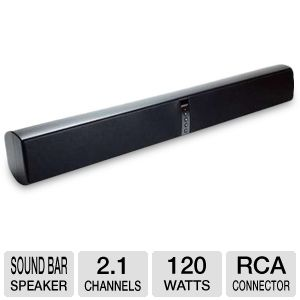 Klipsch Energy Power Bar ONE 2.1 Channel Soundbar