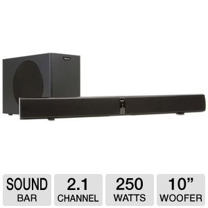 Klipsch Icon SB1 2.1 Channel Soundbar System
