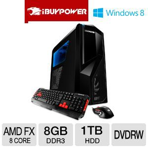 iBUYPOWER TD610 Gaming PC