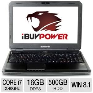 iBUYPOWER VALKYRIE Gaming Notebook