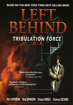 LEFT BEHIND II:TRIBULATION FORCE - DVD Movie