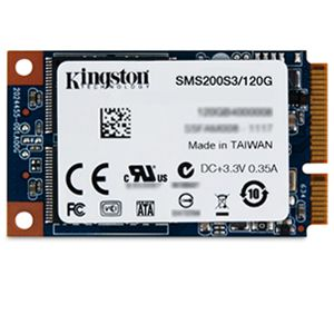 Kingston SSDNow mS200 - solid state drive - 120 GB