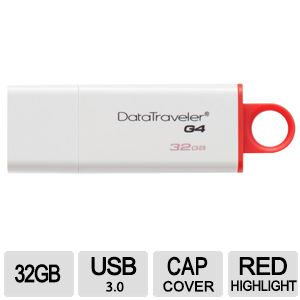Kingston DataTraveler� G4 USB Flash Drive