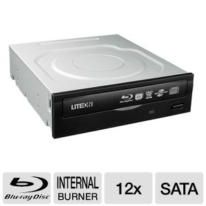 Lite-On iHBS212-08 12X Internal Blu-Ray Writer