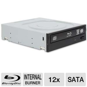 Lite-On iHBS11204 12x Internal Blu-Ray Burner 