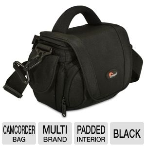 Lowepro Edit 120 Video Camcorder Case