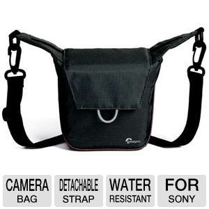 Lowepro Gray Compact ILC Courier 80 Camera Bag