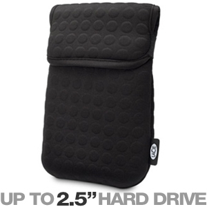 LaCie 130886 Coat Hard Drive Case