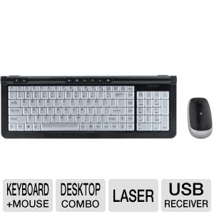 iHome IH-K240LB Keyboard &  Mouse for Notebook