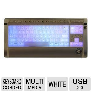 Luxeed U7 Crossover Programmable Color Keyboard