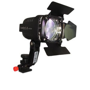 Lumiere 100W Portable Tungsten Light with Dimmer