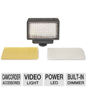 Lumiere L.A. L60360 Portable Video Light