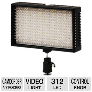 Lumiere L.A. L60369 Portable Video Light 