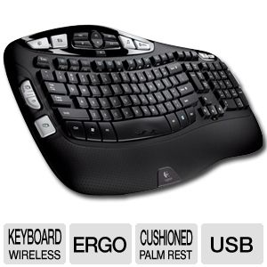 Logitech Cordless Keyboard K350