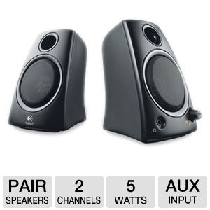 Logitech 980-000417 Z130 Speakers