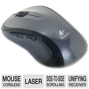 Logitech M510 910-001822 Wireless Laser Mouse