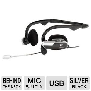 Logitech H555 981-000261 Laptop Headset