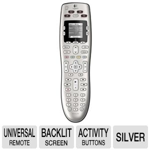 Logitech Harmony 600 Universal Remote (Open Box)