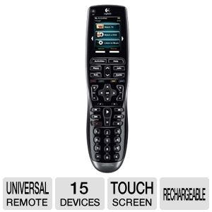 Logitech Harmony 900 Advanced Universal Remote