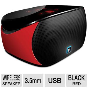 Logitech Mini Boombox - wireless speaker